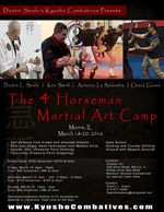 4 Horseman Martial Art Camp